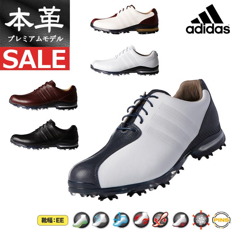 日本正規品adidas アディダス ゴルフシューズ adipure tp アディピュアTP