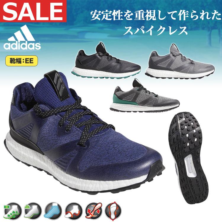 【あす楽】2019年モデル adidas アディダス ゴルフシューズ BTE53 クロスニット 3.0 (メンズ)