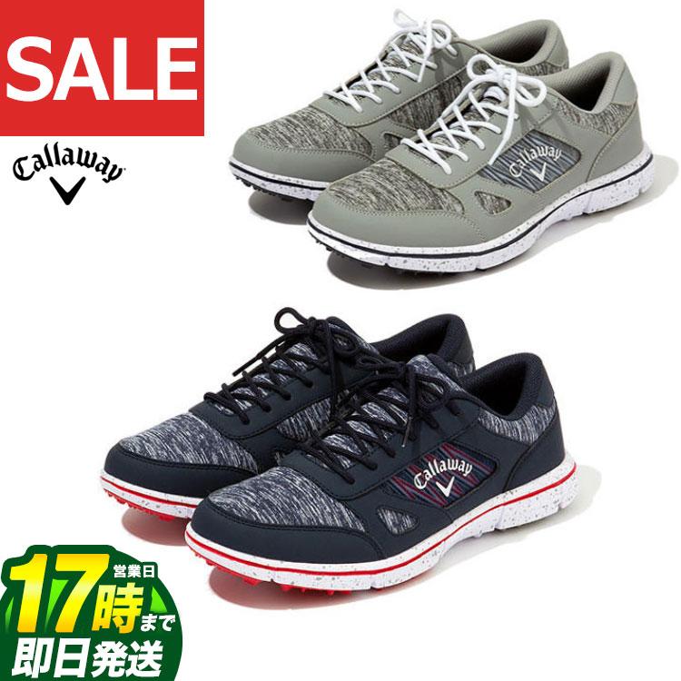 【FG】【日本正規品】2020年モデル Callaway GOLF キャロウェイ ゴルフシューズ 0996502 SOLAIRE 20 ソレイユ20 スパイクレス 靴ひもタイプ (メンズ)