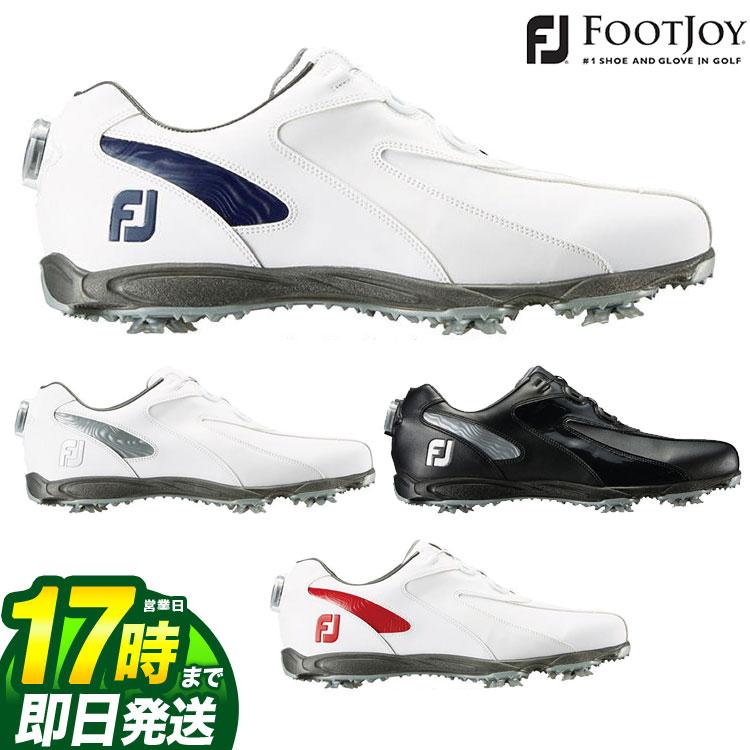 【あす楽】2019年モデル 日本正規品FOOTJOY フットジョイ ゴルフシューズ 19 EXL Spike Boa EXLスパイク ボア (メンズ)