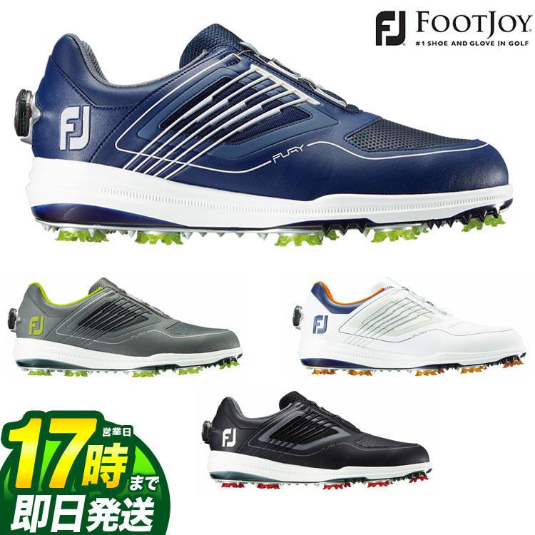 【FG】2019年モデル 日本正規品FOOTJOY フットジョイ ゴルフシューズ 19 FURY Boa フーリー ボア (メンズ)