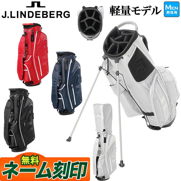 【あす楽】2019年モデル J.LINDEBERG Jリンドバーグ ゴルフ JL-018S 28676 スタンドキャディバッグ キャディーバッグ