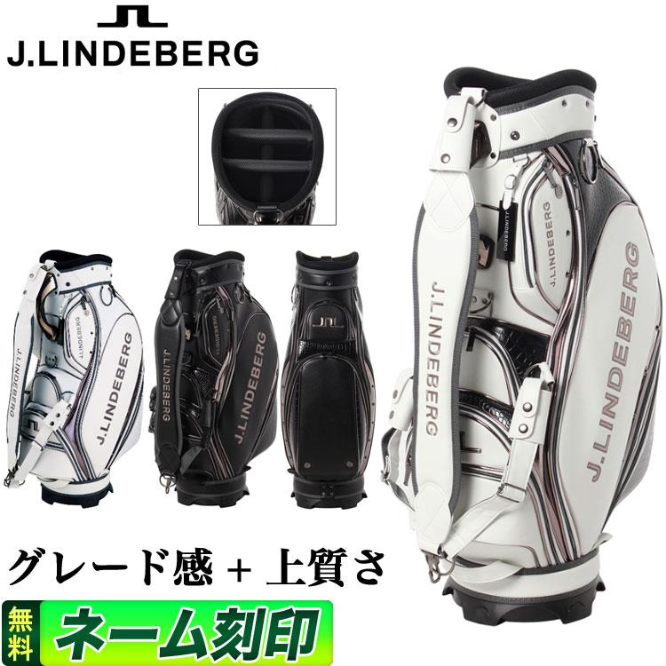 2019年モデル J.LINDEBERG Jリンドバーグ ゴルフ JL-019 11900 ツアー キャディバッグ キャディーバッグ