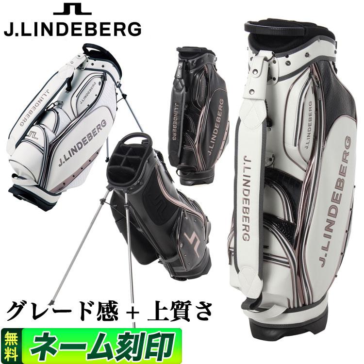 2019年モデル J.LINDEBERG Jリンドバーグ ゴルフ JL-019S 11901 スタンドバッグ キャディバッグ キャディーバッグ