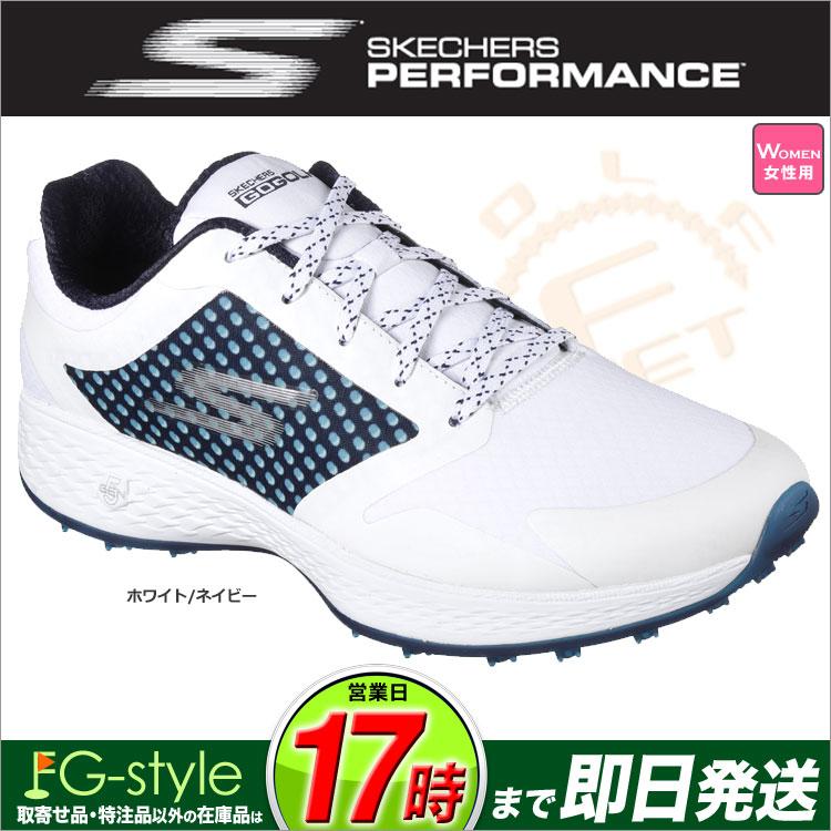 【FG】日本正規品スケッチャーズ ゴルフシューズ SKECHERS GO GOLF 14864 WO EAGLE-LEAD (レディース)