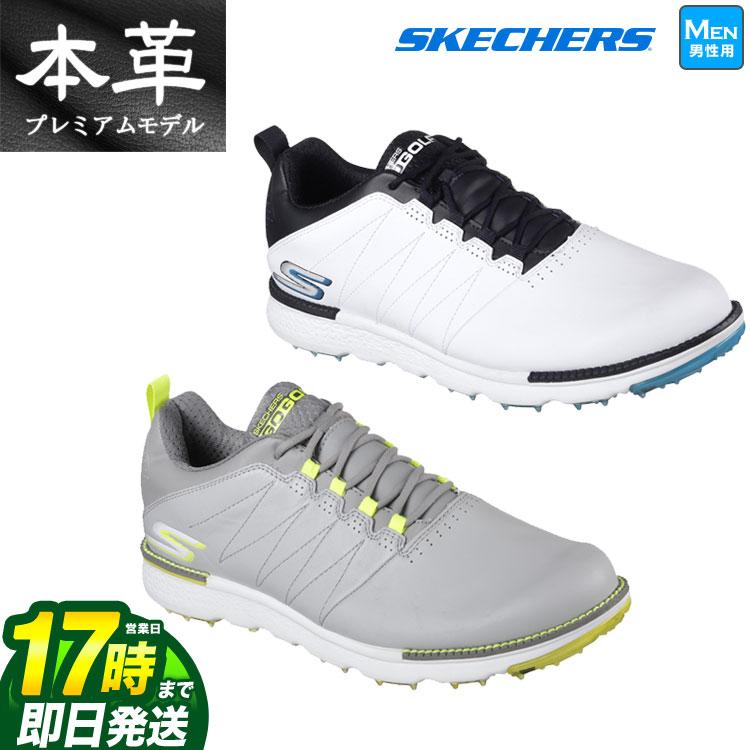 【FG】日本正規品スケッチャーズ ゴルフシューズ SKECHERS GO GOLF 54523 ELITE V.3 (メンズ)