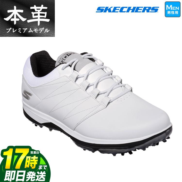 2019年モデル SKECHERS GOLF スケッチャーズ ゴルフシューズ PRO 4 54535 ソフトスパイクシューズ (メンズ)