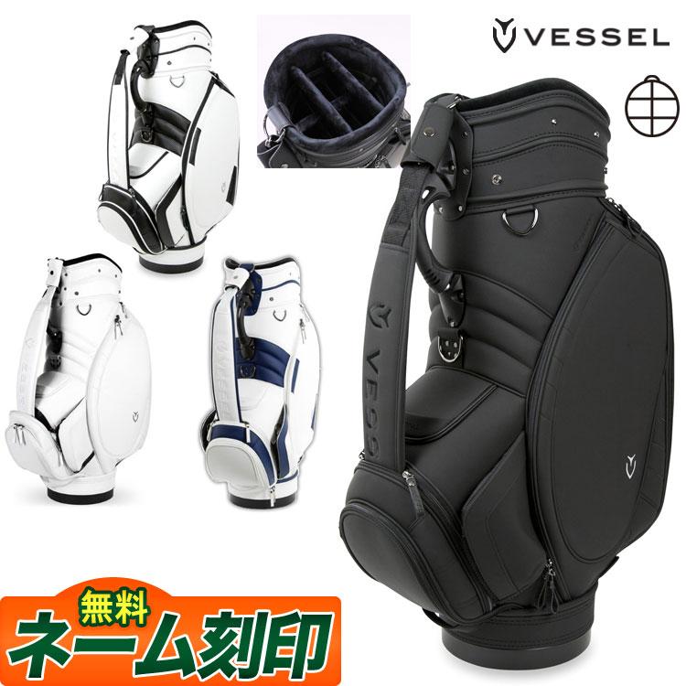 【あす楽】VESSEL ベゼル ゴルフ ORIGINAL STAFF 100965 キャディバッグ