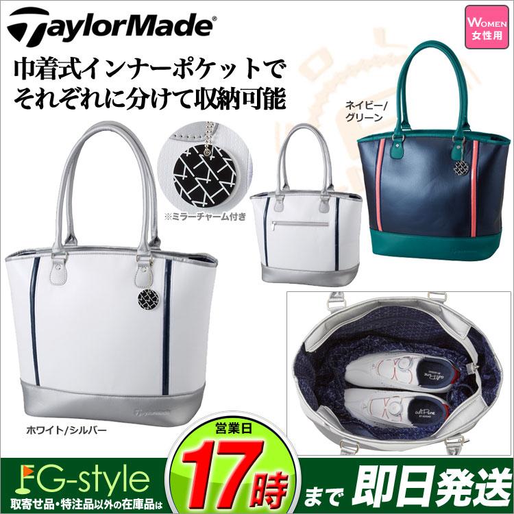 【あす楽】テーラーメイド ゴルフ TaylorMade KL992 TM18 ウィメンズ トートバッグ (レディース)