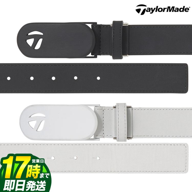 【FG】2019年 モデル テーラーメイド ゴルフ TaylorMade KY594 メタル T レザーベルト METAL T LEATHER BELT (メンズ)