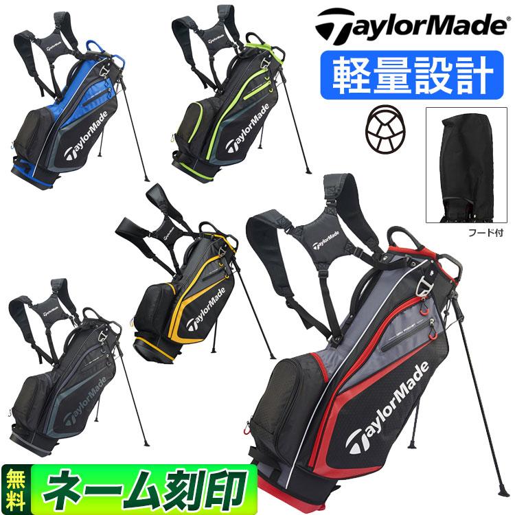 【FG】2019年 モデル テーラーメイド ゴルフ TaylorMade JJJ45 TM セレクトプラス スタンドバッグ キャディバッグ