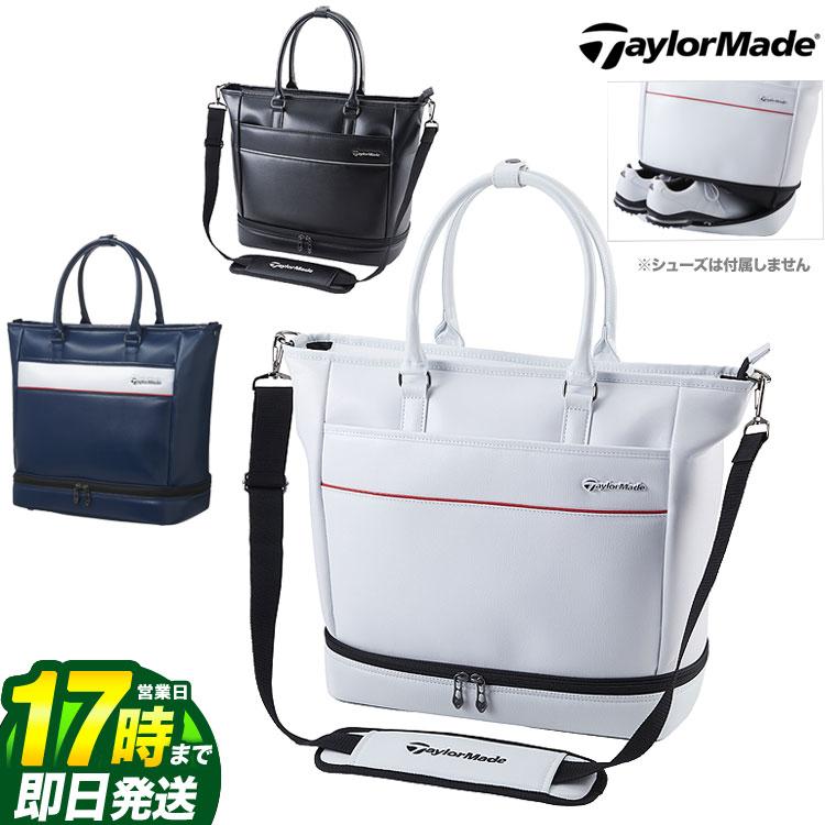 【FG】2019年 モデル テーラーメイド ゴルフ TaylorMade 2MSTT-KY317 TM オーステック トートバッグ