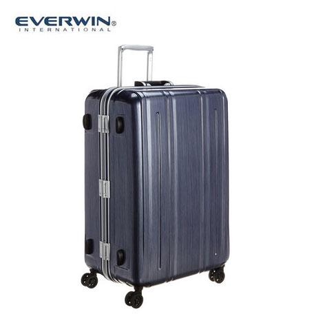 新生活 母の日 正規品 ポイント10倍 [エバウィン] EVERWIN 軽量スーツケース 94L 4.6kg 無料預入受託サイズ ヒノモトキャスター 31229 yama17