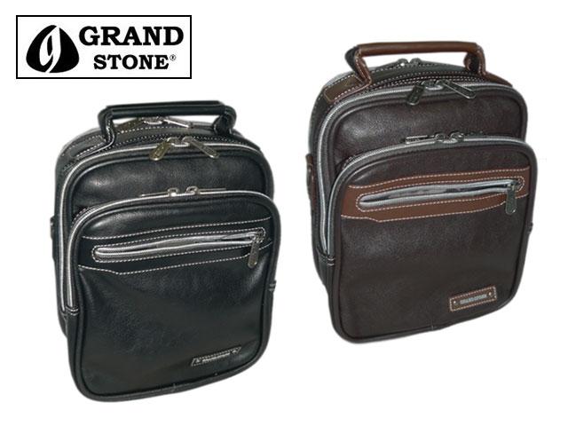 クリスマス 正規品 ポイント10倍 GRAND STONE(グランドストーン) キューブリックシリーズ ショルダーバッグ GSA976 ooty09