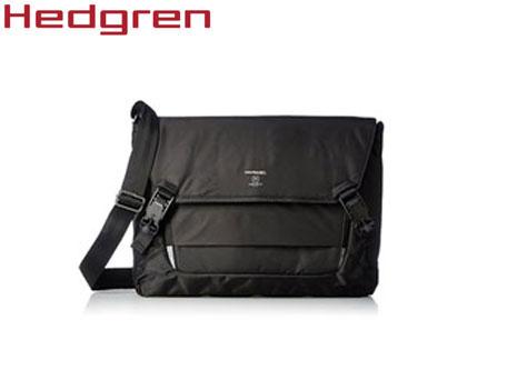 スーパーセール開催中! お得なクーポン発行中! 特典付 正規品 ポイント10倍 Hedgren[ヘデグレン] メッセンジャーバッグ TIE Messenger Bag 15