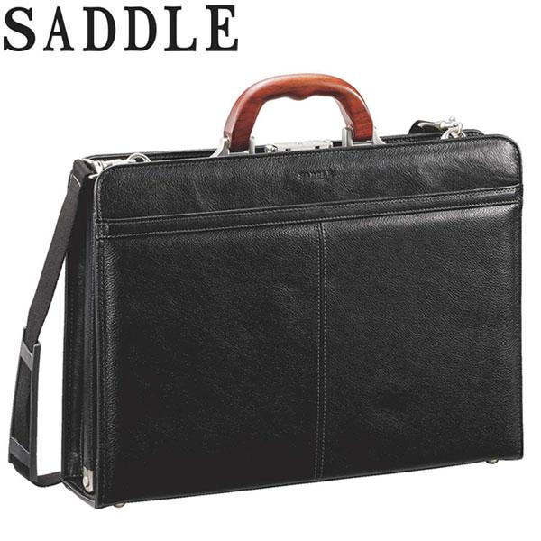 ビジネスバッグ ダレスバッグ メンズ 日本製 豊岡製鞄 大開き ドクターバッグ 木手 黒 チョコ #22328 サドル SADDLE ポイント10倍 hira39