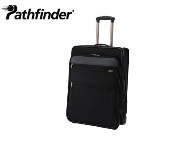 スーパーセール開催中! お得なクーポン発行中! 特典付 正規品 ポイント10倍 pathfinder(パスファインダー) スーツケース ビジネスキャリーバッグ レボリューションXT-DAX PF6824DAXB aoki08