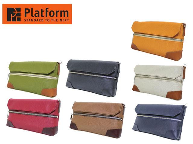 クリスマス 正規品 ポイント10倍 プラットフォーム Platform ロサンジ 2ウェイポーチ plg-8000 P15Aug15 sogawa07