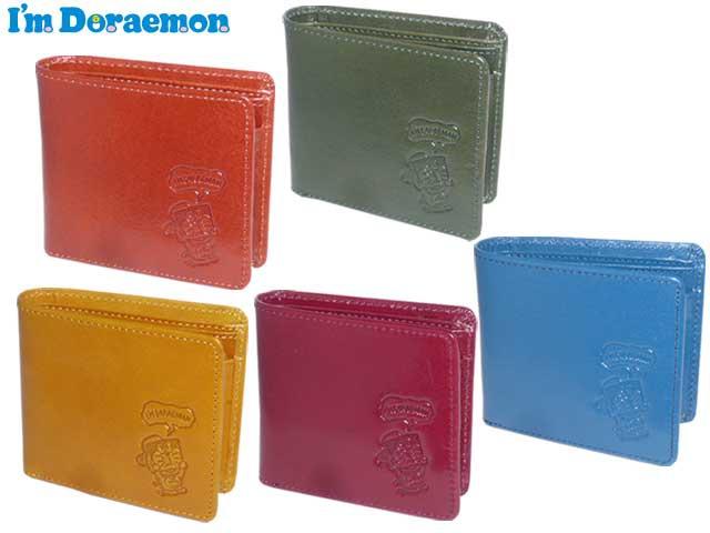 クリスマス 正規品 ポイント10倍 ドラえもん財布 二つ折り財布 DOR-02 snma05