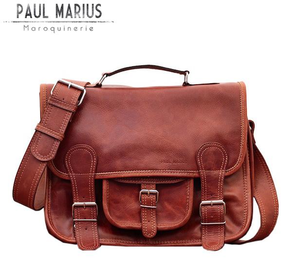 新生活 母の日 正規品 ポイント15倍 学生鞄 Mサイズ ショルダーバッグ CAR-35M PAUL MARIUS ポール・マリウス ポイント15倍 shima40