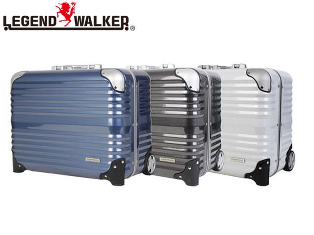 新生活 母の日 正規品 ポイント10倍 [レジェンドウォーカー] legend walker ビジネス横型細フレームタイプハードキャリー BLADE 6200-44 tas18