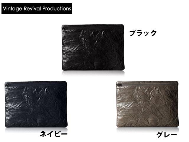 新生活 母の日 正規品 ポイント10倍 [ビンテージリバイバルプロダクションズ] Vintage Revival Productions Folding Clutch クラッチバッグ 日本製 59225 yama17
