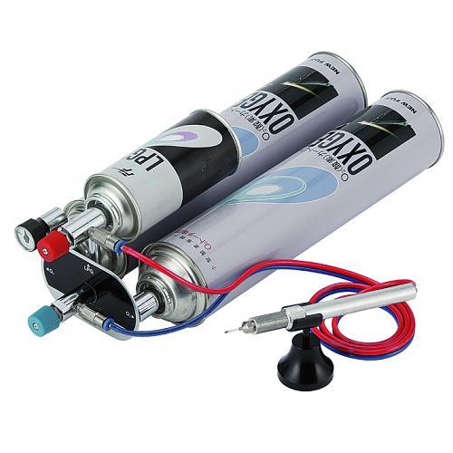 O2トーチ(小型酸素溶接バーナー) [分類:パワートーチ](DF17318/OT-3000)