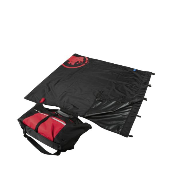 2290-00940-0059 Relaxation Rope Bag black-lava (MAT10417997)