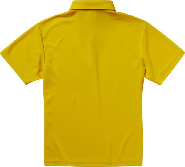 592101X-190 4.1オンス ドライアスレチックポロシャツ カナリアイエロー (UNA10419173)