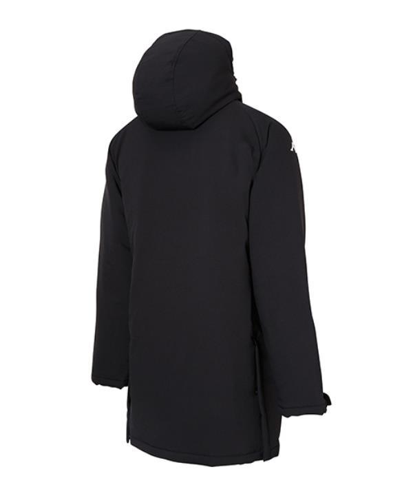 KF752OT14-BK ウォーマーロングジャケット ブラック (JSK10484815)