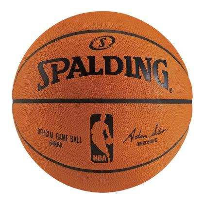 バスケ スポルディング スポルディング バスケ オフィシャルNBAゲームボール 7号球 ( 74-569Z-7 / SP10245073 ) スポルディング バスケスポルディング バスケ バスケット ボール