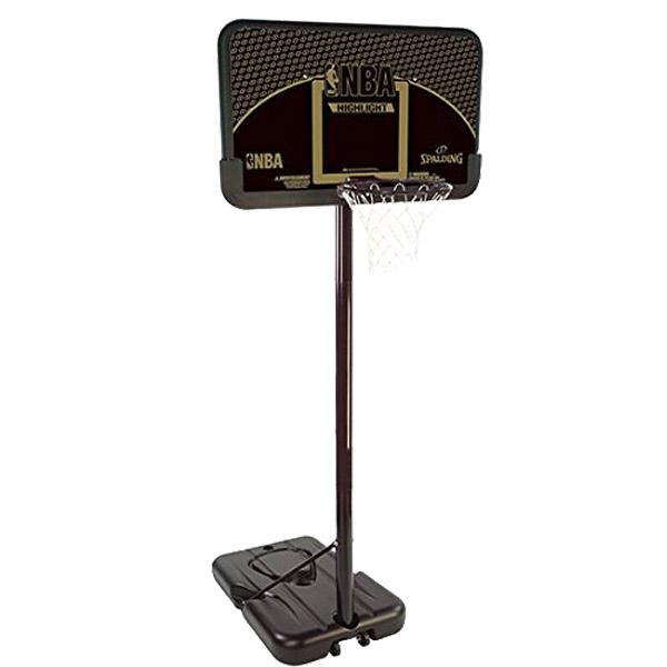バスケットボール スポルディング ハイライトコンポジット 44インチ サイズ ( 77685CN / SP10245108 ) スポルディング  バスケ バスケットゴール【QCA25】