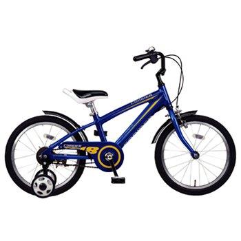コライダーKIDS16(ブルー) ( YG-0219 / CAG10252840 )【 YG-219 】【 キャプテンスタッグ 自転車 子供用 】【QBI35】