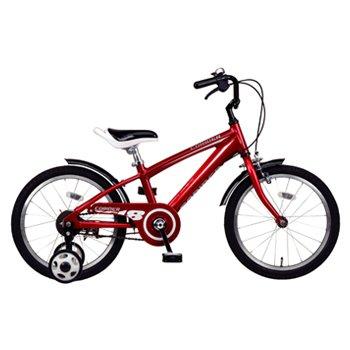 コライダーKIDS16(レッド) ( YG-0220 / CAG10252841 )【 YG-220 】【 キャプテンスタッグ 自転車 子供用 】