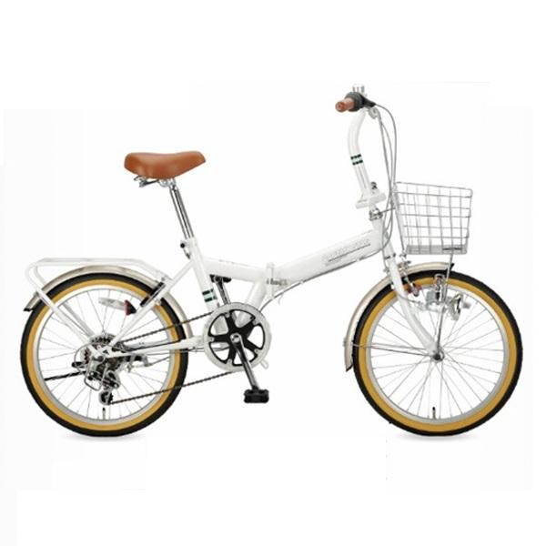 ノンエアファスターFDB206BAA(パールホワイト) ( YG-0246 / CAG10252859 )【 YG-246 】【 キャプテンスタッグ 自転車 】