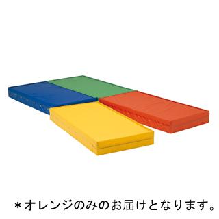 連結式エバーマット・ノンスリップ 90×180×20cm オレンジ G-1537V (TOL10256399)【送料区分:11】
