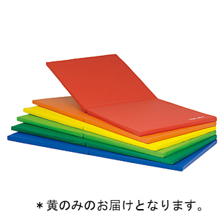 スポーツ軽量マット900 黄 T-1960Y (TOL10256481)【送料区分:7】