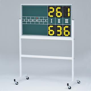テニス得点板3 B-2028 (TOL10256518)【送料区分:7】