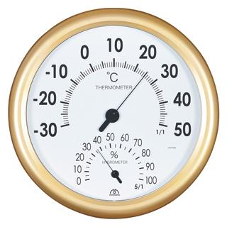 温湿度計 ( B-2024 / TOL10256779 )【 トーエイライト 】【QBJ38】