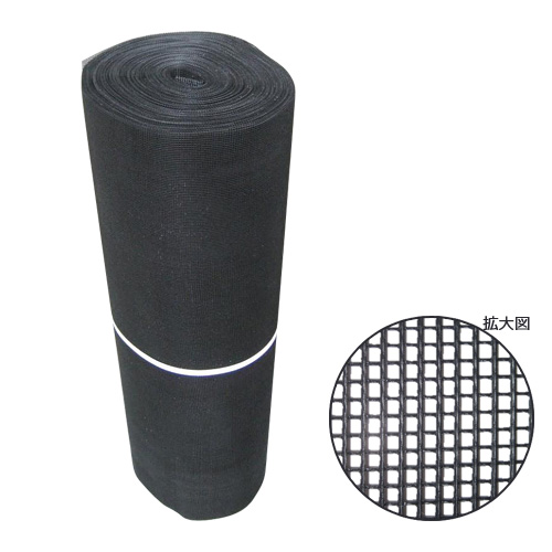 マイフラワー・鉢底ネット(50m) ブラック ( '4930717028355 / ATC10262373 )【 コンパル 】