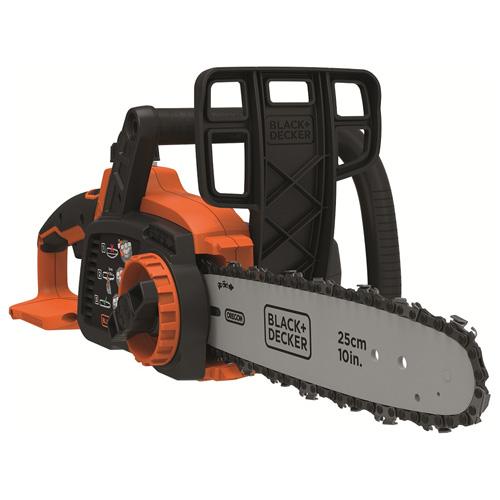 チェーンソー(25cm) ブラックxオレンジ ( GKC1825L2-JP / BLD10266513 )【 ブラックアンドデッカー 】