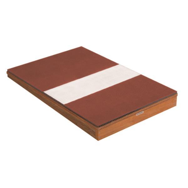 ふみきり板スロープ屋外式-II EGC184 (ENW10266545)【送料区分:C】【QBI25】