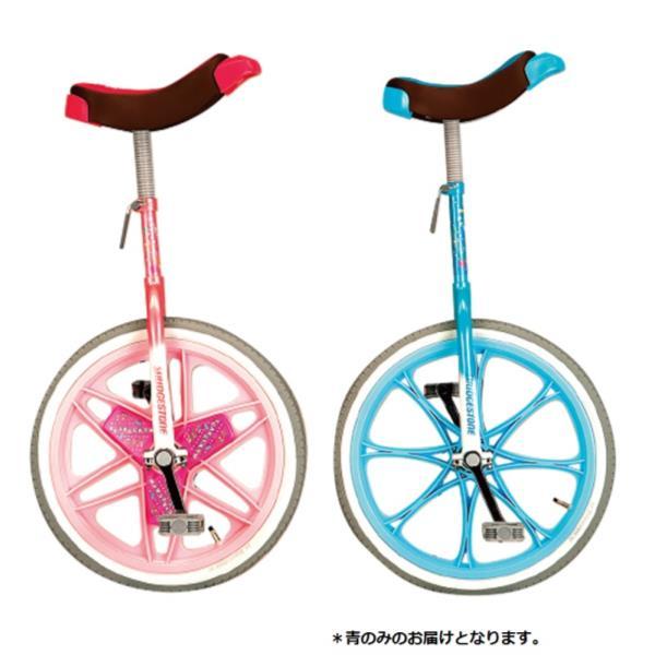 一輪車(エアタイヤ)18インチ 青 ( EKD328-700 / ENW10266601 )【 エバニュー 】