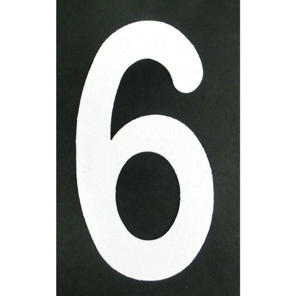 ロードマーキング ナンバーS 6 ※6と9は兼用です ( RM-106 / DF10274295 )