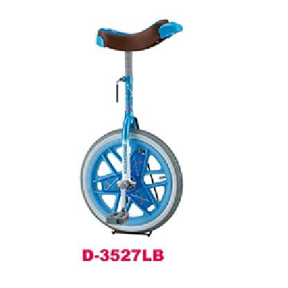 スケアクロウ一輪車 16インチ(ライトブルー) D-3527LB (DAN10274405)【送料区分:別途】【QBI25】