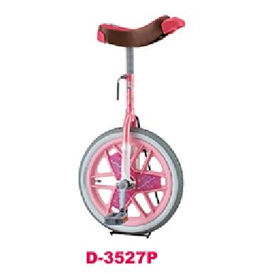 スケアクロウ一輪車 16インチ(ピンク) D-3527P (DAN10274407)【送料区分:別途】
