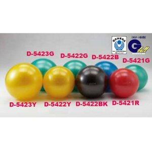 ギムニクカラーボールPLUS 65(イエロー) ( D-5422Y / DAN10274432 )【 ダンノ 】【QBJ38】
