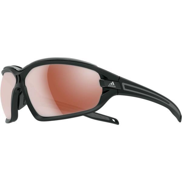 ランニング サングラス evil eye evo pro Sサイズ マットブラックグレイ  ( A194016051 / ADS10289959 )【 アディダス 】【QBI25】