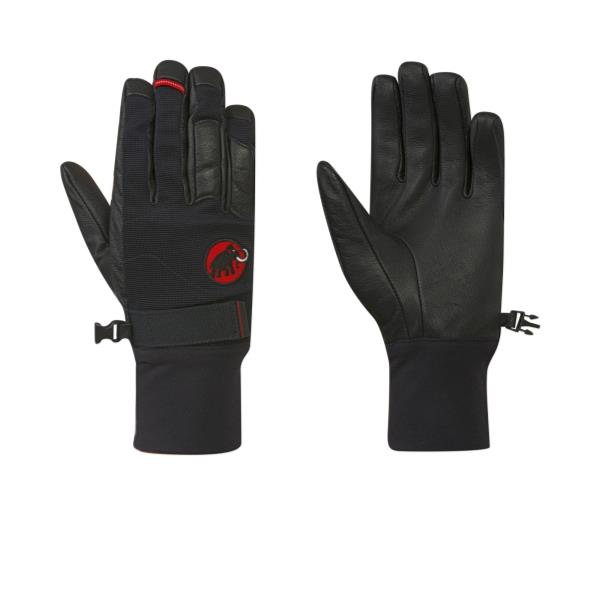 Climb Glove black 7 ( 1090-04780-0001-7 / MAT10299739 )【 マムート 】