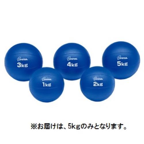 メディシンボール5kg ( H-7184 / TOL10317765 )【 トーエイライト 】【QBI47】